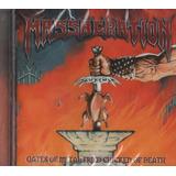 Cd Massacration Gates Of Metal Fried Chicken Of Death Lacrdo