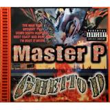 Cd Master P   Ghetto D   Cd Importado   Caixa Especial
