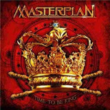 Cd Masterplan Time To Be King   Jorn Lande   Usa Enhanced Cd