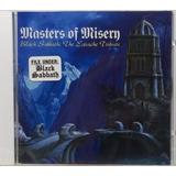 Cd Masters Of Misery Black Sabbath The Earache Tribute 1997