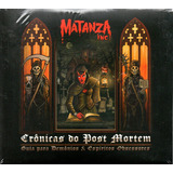 Cd Matanza Inc   Crônicas Do Post Mortem
