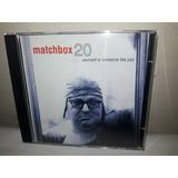 Cd Matchbox 20 Yourself Or Someone Like You Ja 22 1996