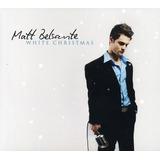 Cd Matt Belsante White Christmas