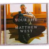 Cd Matthew West The Story Of Your Life Lacrado Original Raro