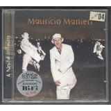Cd Maurício Manieri A Noite Inteira   Original Seminovo