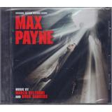 Cd Max Payne Marco Beltrami And Buck Sanders Importado Saldo