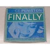 Cd Maxi Single Ce Ce Peniston Finally 97 Cd2 Remixes