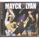 Cd Mayck E Lyan   Ao Vivo   Cantam Sucessos Musica Caipira