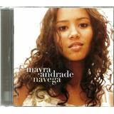 Cd Mayra Andrade 2006 Navega Importado