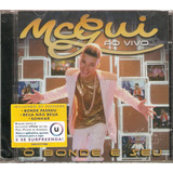 Cd Mc Gui   O Bonde É Seu Ao Vivo   Novo