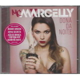 Cd Mc Marcelly   Dona Da Noite novo lacrado