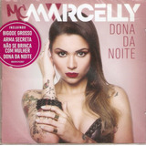 Cd Mc Marcelly   Dona Da Noite   Novo