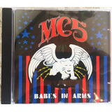 Cd Mc5 Babes In Arms Frete Grátis Impecável