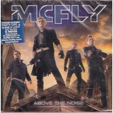 Cd Mcfly   Above The Noise   Novo Lacrado