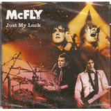 Cd Mcfly   Just My Luck   Novo Lacrado
