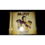 Cd Mcfly   Memory Lane The Best Of Mcfly  Novo