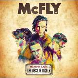 Cd Mcfly Memory Lane The Best Of Mcfly Pop Rock  Lacrado