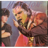 Cd Meat Loaf   The Hell On The Hill   Novo