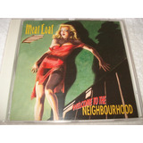 Cd Meat Loaf   Welcome To The Neighbourhood   Made In Japan