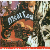 Cd Meat Loaf And Friends   Novo