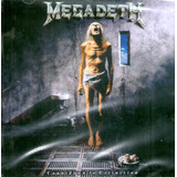Cd Megadeth   Countdown To Extinction   Novo Lacrado