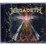 Cd Megadeth   Endgame