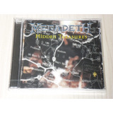 Cd Megadeth   Hidden Treasures  inglês  Lacrado