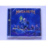 Cd Megadeth Rust In Peace Expanded Edition Importado Lacrado