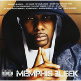 Cd Memphis Bleek Icon