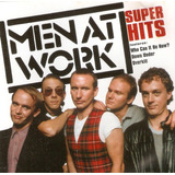 Cd Men At Work   Super Hits