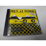 Cd Men At Work Business As Usual