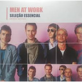 Cd Men At Work Seleção Essencial Men At Work