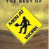 Cd Men At Work The Best Of Men At Work