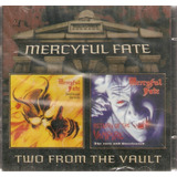 Cd Mercyful Fate   Two From The Vault   Novo Lacrado