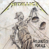 Cd Metallica   And Justice For All   Acrílico   Lacrado