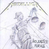 Cd Metallica   And Justice For All  92722