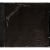 Cd Metallica   Black
