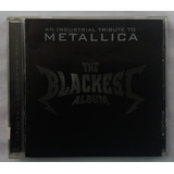 Cd Metallica   Industrial Tribute   The Blackest Album