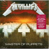 Cd Metallica   Master Of Puppets