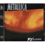 Cd Metallica   Reaload