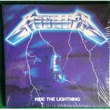 Cd Metallica Ride The Lightning Mini Lp Frete Grátis