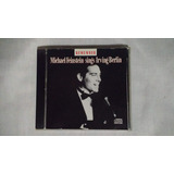 Cd Michael Feinstein Sings Irving Berlin Remember