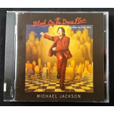 Cd Michael Jackson   Blood On The Dance Floor   History Mix