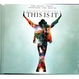 Cd Michael Jackson   Duplo   This Is It