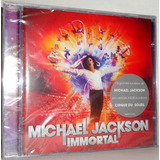 Cd Michael Jackson   Immortal