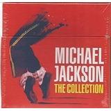 Cd Michael Jackson   The Collection   Box Com 5 Cds