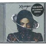 Cd Michael Jackson   Xscape