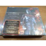 Cd Michael Jackson History  Past Present And Future  Boock 1