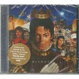 Cd Michael Jackson Michael 2010 Part Akon Sony Music Lacrado