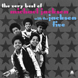 Cd Michael Jackson With The Jackson Five The Very Best Of